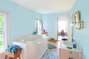 Bathroom with Spa Tub