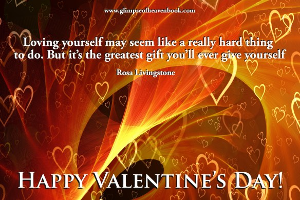 Happy Valentine's Day! Make Sure You Love Yourself Too!