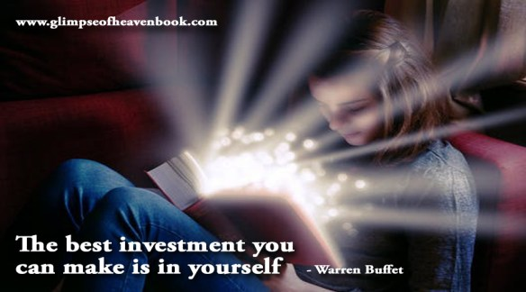 The best investment you can make is in yourself Warren Buffet