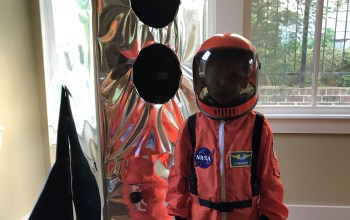 Astronaut Space Birthday Party