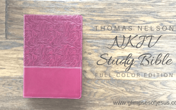 Winner of NKJV Study Bible