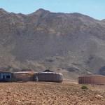 Buhais Geology Park building set in valley, a hidden gem in Sharjah