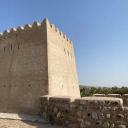 Habhab Fort, Fujairah