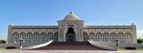 Cultural palace, Sharjah