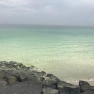 Sea at Ajman Corniche