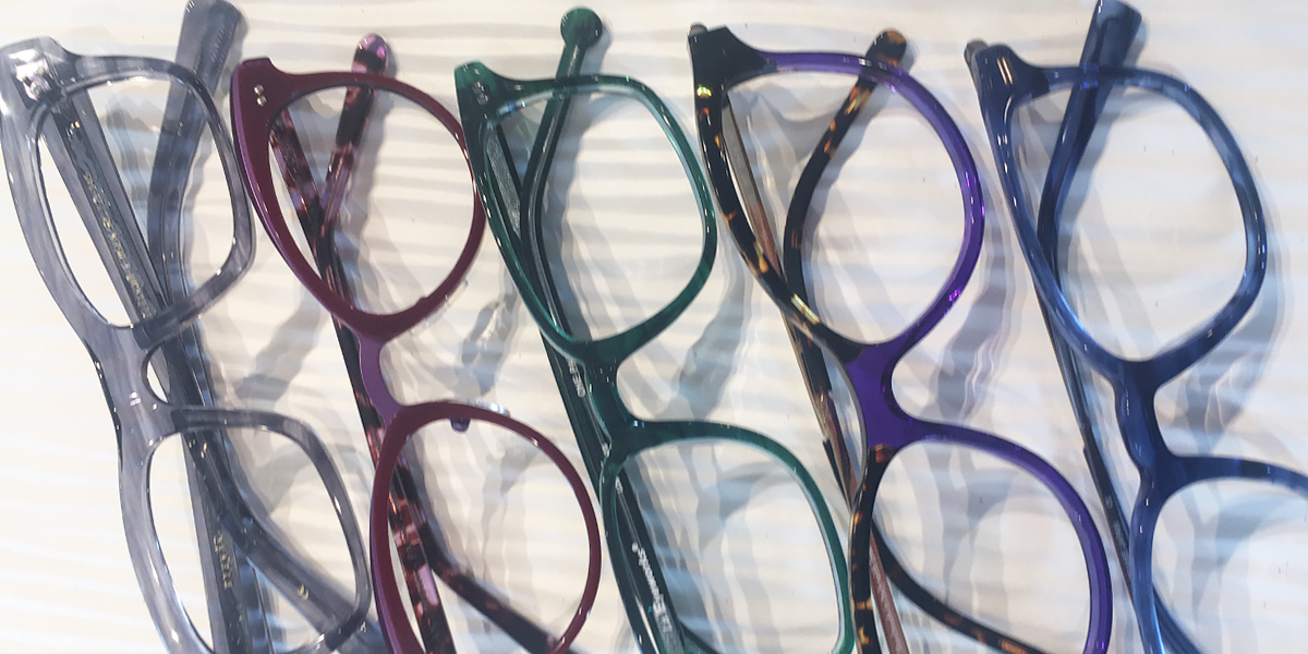 Glimpse curated eyewear collections