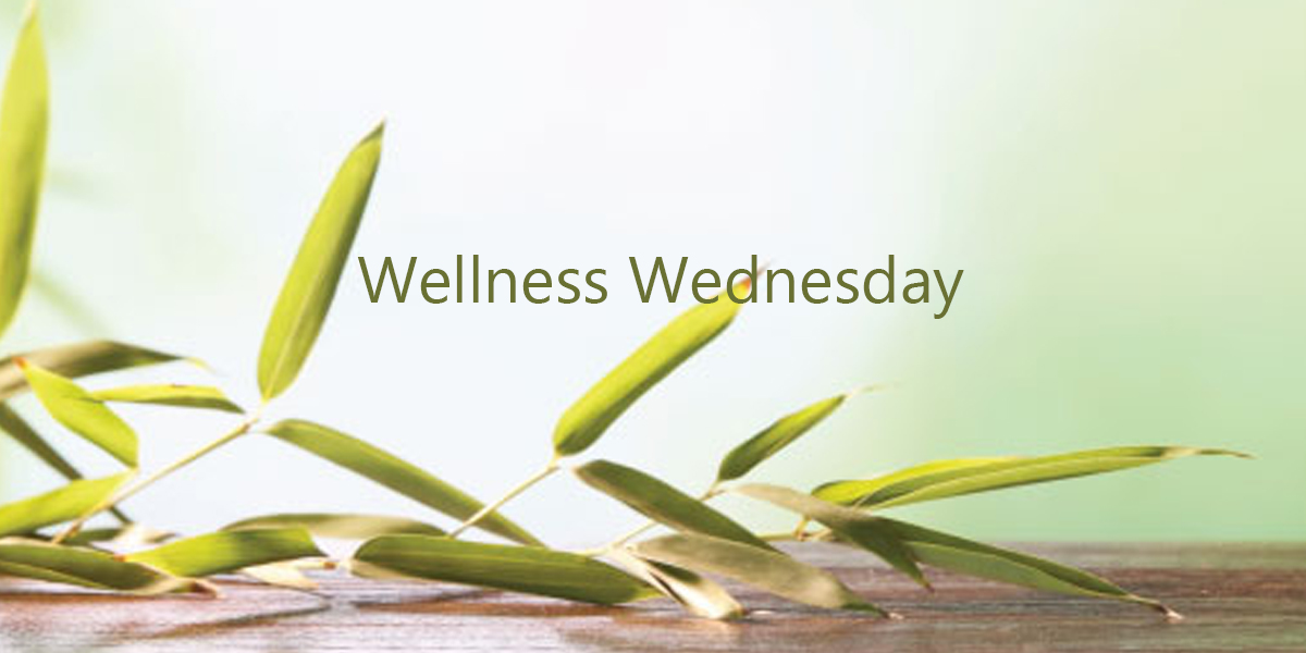 Wellness Wednesday Glimpse Vision