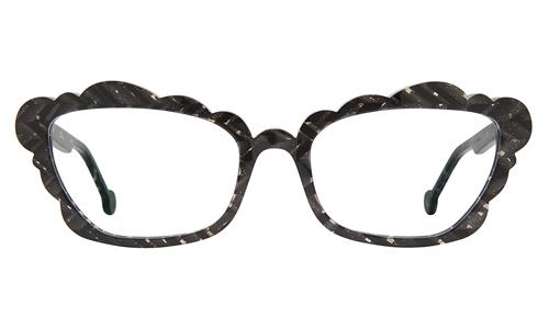 LA Eyeworks Castanet Eyeglasses