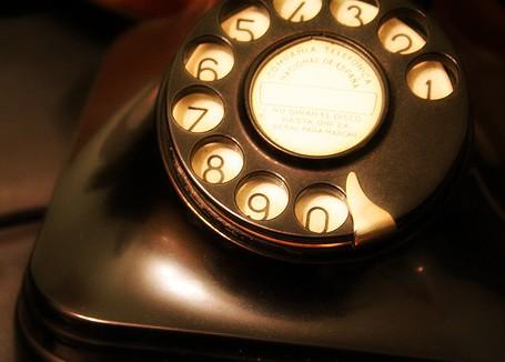 Teléfono clásico