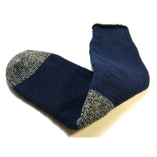 Snowblowing socks