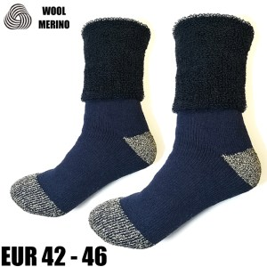 Mens Eur 42-46 winter sock