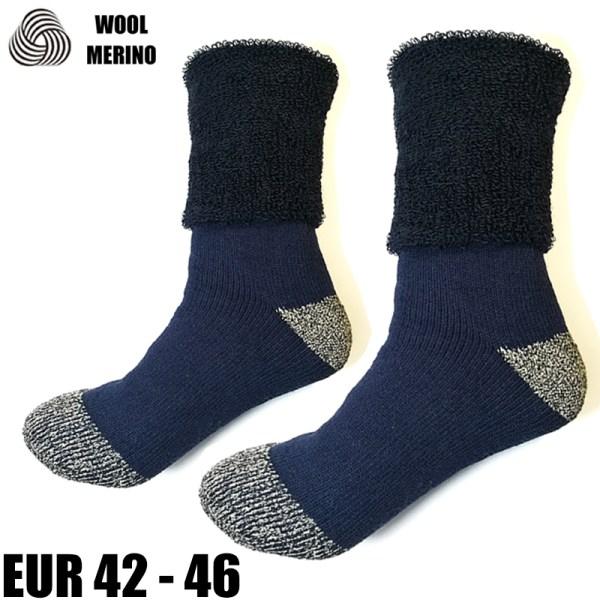 Mens Eur 42-46 winter sock