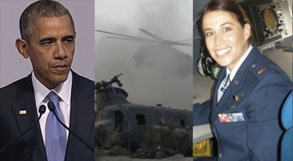 Obama's Political Comeback Comes To Halt [Air Force Officer Exposes His Real Side