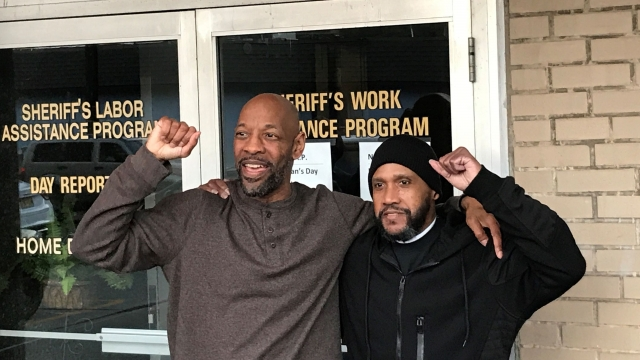 New Jersey: Two Paterson men, whose murder convictions were overturned, released after 24 years via bridgesfreezefirst