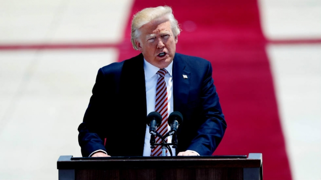 Trump to Recognize Jerusalem as Israels Capital via knoxlee91
