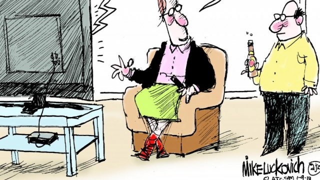 7 brutally hilarious cartoons about liberals' Oprah mania via TheGhostOfTzvika