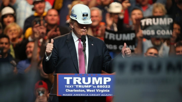 """""""I'm the one that saved coal,"""" says Trump as miner deaths nearly double in first year of office via Trumpcarekills"""