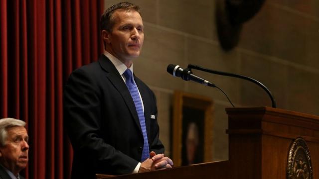St. Louis Circuit Attorney Kim Gardner launches criminal investigation of Missouri Gov. Eric Greitens sex scandal via bridgesfreezefirst