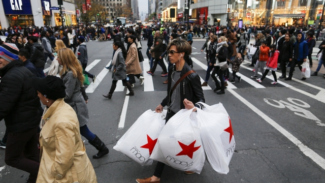January's retail sales figures disappointed, and tax cuts won't rescue February, either via Trumpcarekills