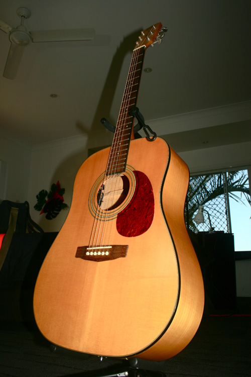 Guitar Review: Cort Earth 150F