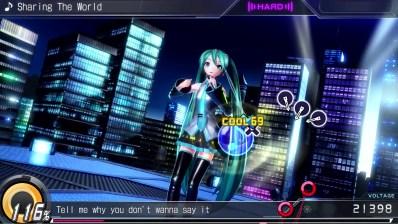 Hatsume Miku: Project Diva X