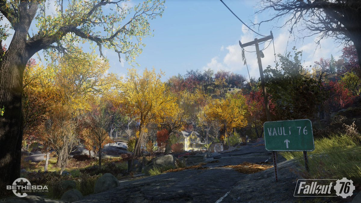 Fallout 76 PC requirements