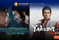 PlayStation Plus November
