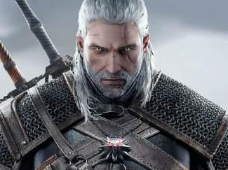 Henry Cavil as Geralt