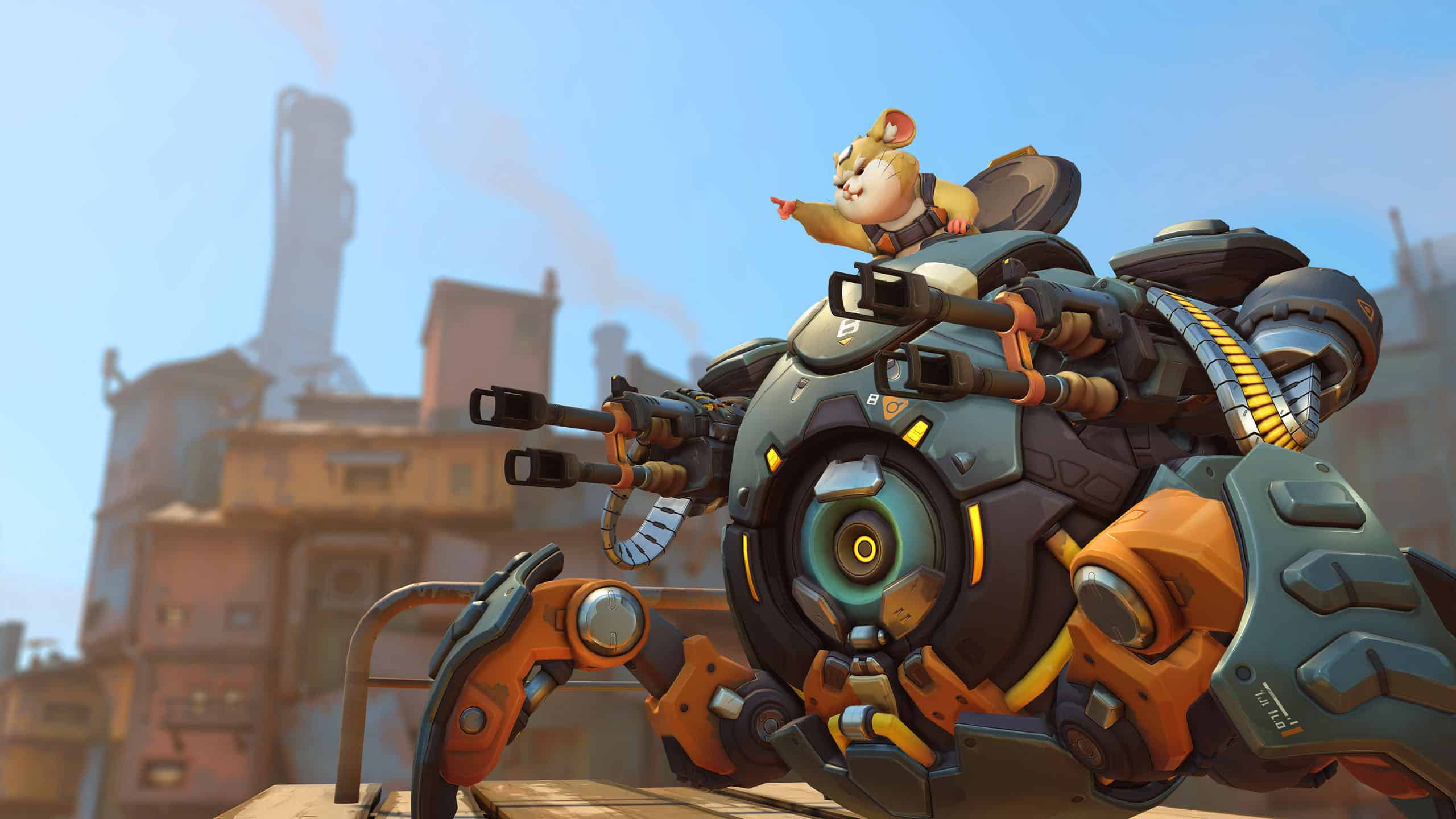 Overwatch Goes Free