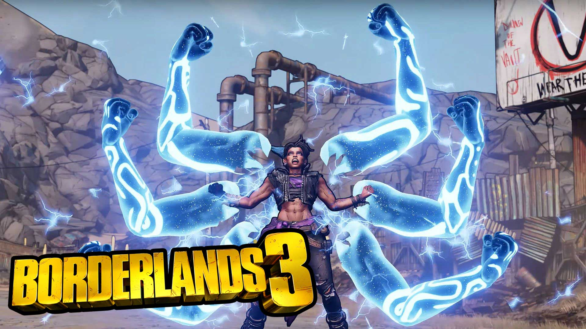 Borderlands 3 Release Date To Be Announced This Week