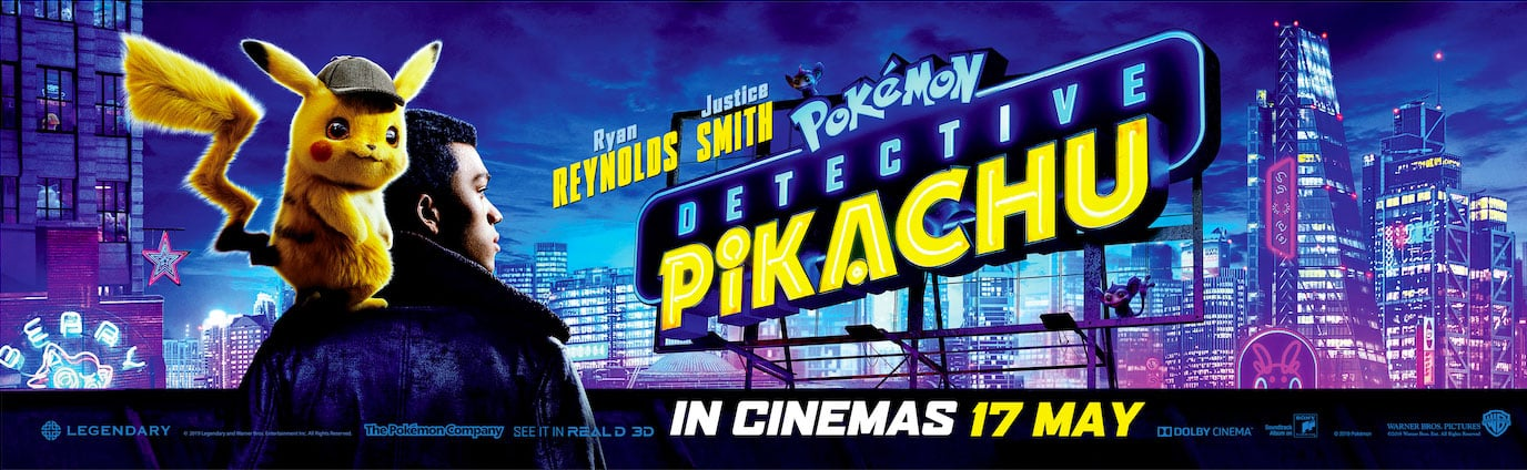 Detective Pikachu Dion Wired