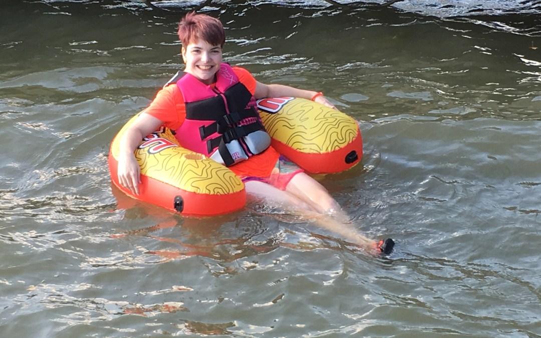 A Lake Kahola Memory of Emma