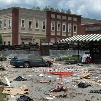 Walking Dead - Woodbury Set