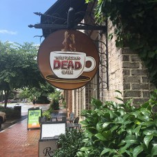 Walking Dead Filming-Coffee