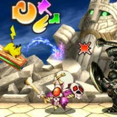 Smash Bros. for 3DS Smash Run Enemies