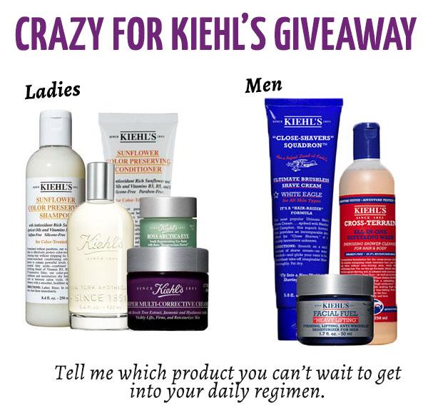 Kiehls_Giveaway