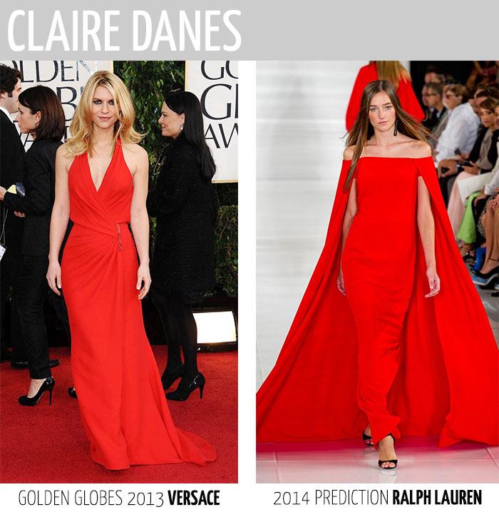Golden-Globes-Claire-Danes