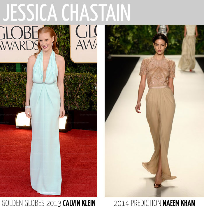 Golden-Globes-Jessica-Chastain