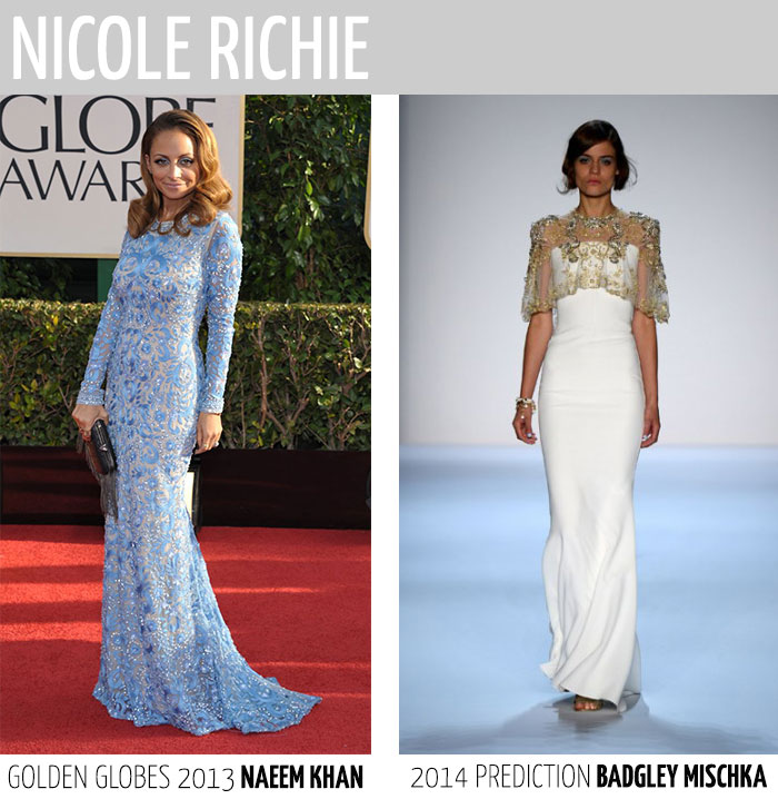Golden-Globes-Nicole-Richie