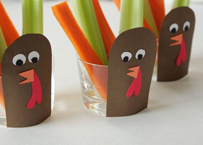 veggie-turkey-cups