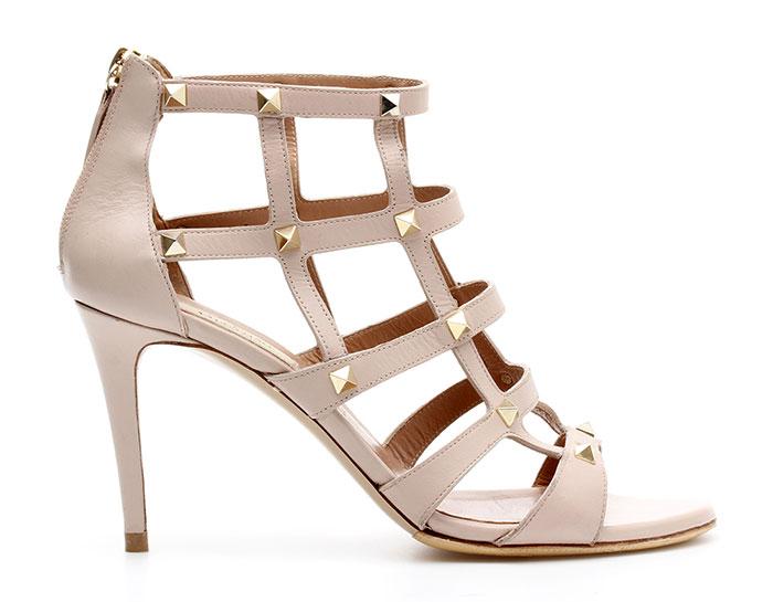 Valentino-Sandals Tan
