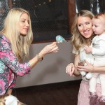 An Easter event at Happy Play in Chicago, hosted by Glitter and Bubbles for Mom's Crew.