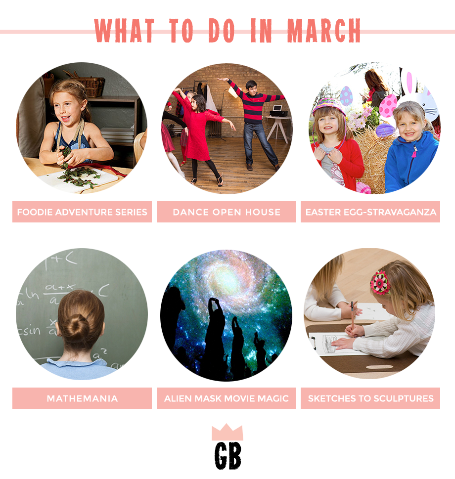 Kid's Activities in Chicago by Glitter and Bubbles