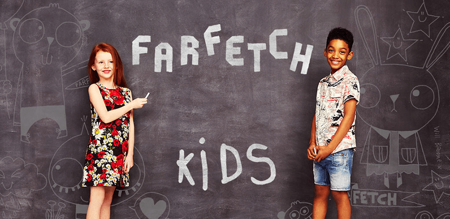 Kids fashion clothing by Farfetch curated by Glitter and Bubbles.
