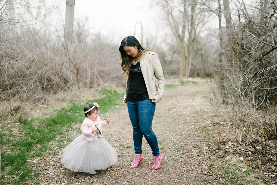 Sandy Chang is featured as a RAD Mom on Glitter and Bubbles.