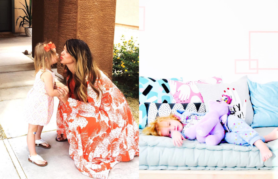 Lexy Ward is featured on Glitter and Bubbles as this week's Rad Mom.