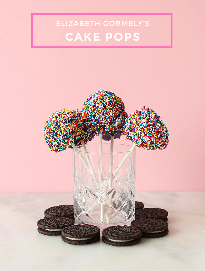 This is a recipe for Cake Pops by Glitter and Bubbles.