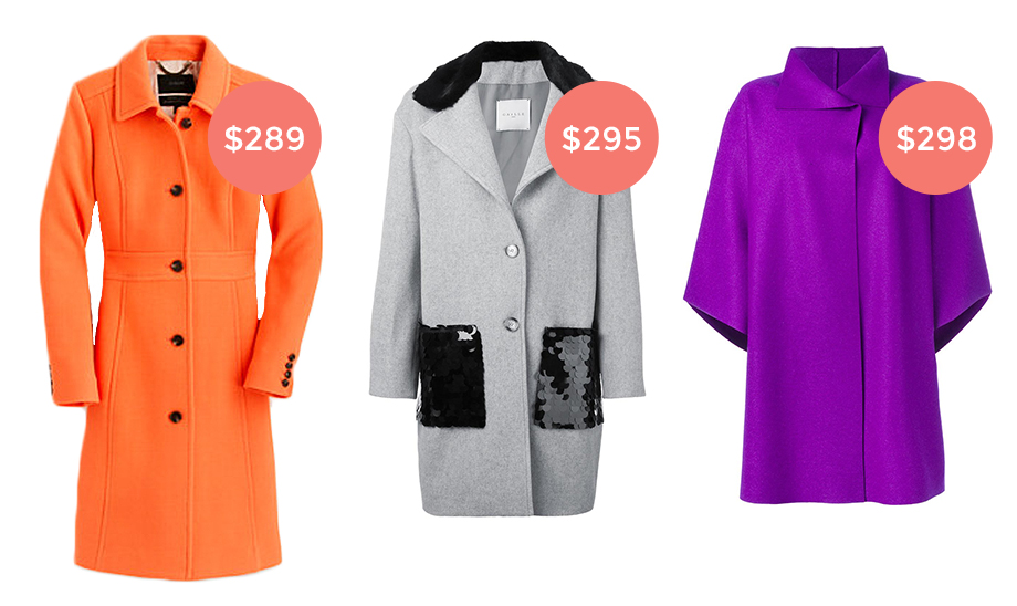 Three Winter Coats Under $300.