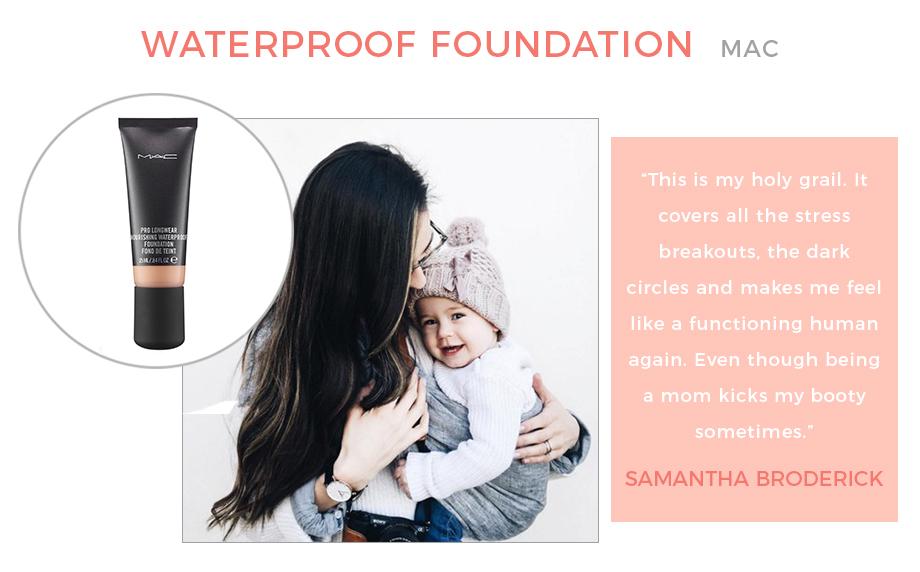 Waterproof Foundation by MAC Cosmetics.