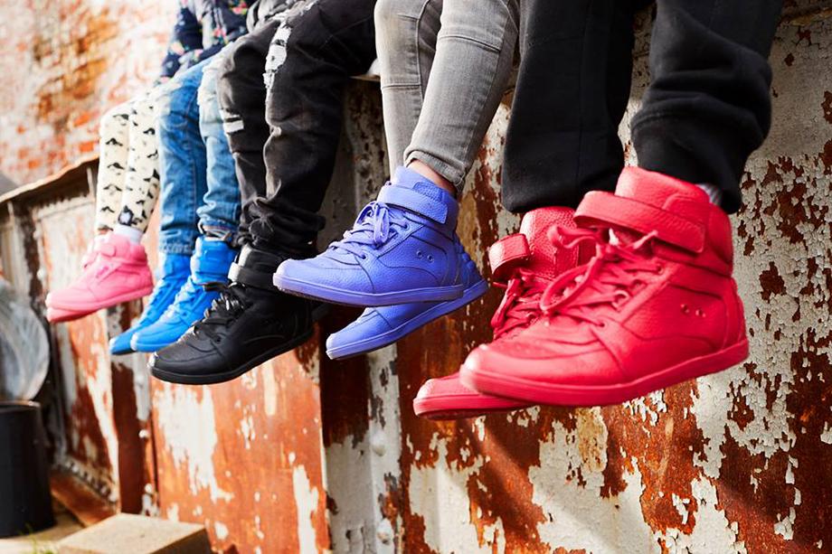A kickstarter for Dezzys Kids Footwear.